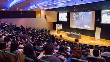 "More than 1,400 attendees and 186 speakers debate about some life sciences topics in Barcelona in 2016 under the framework of B·Debate, an initiative of Biocat and the ""la Caixa"" Foundation."