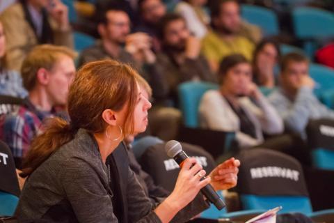 L'objectiu de B·Debate és impulsar trobades internacionals d'alt nivell científic.